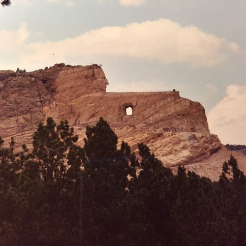 Matt Emerson WBNL Crazy Horse Memorial