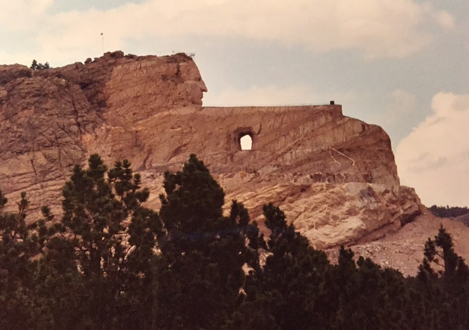 South Dakota is Monument and National Park Rich