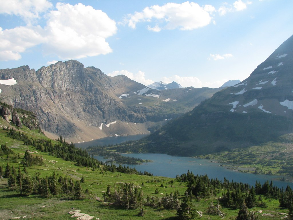 Matt Emerson WBNL Glacier National Park Logan Pass Hidden Lake