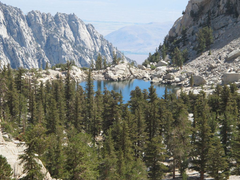 Getting a Taste of the Mt Whitney Experience