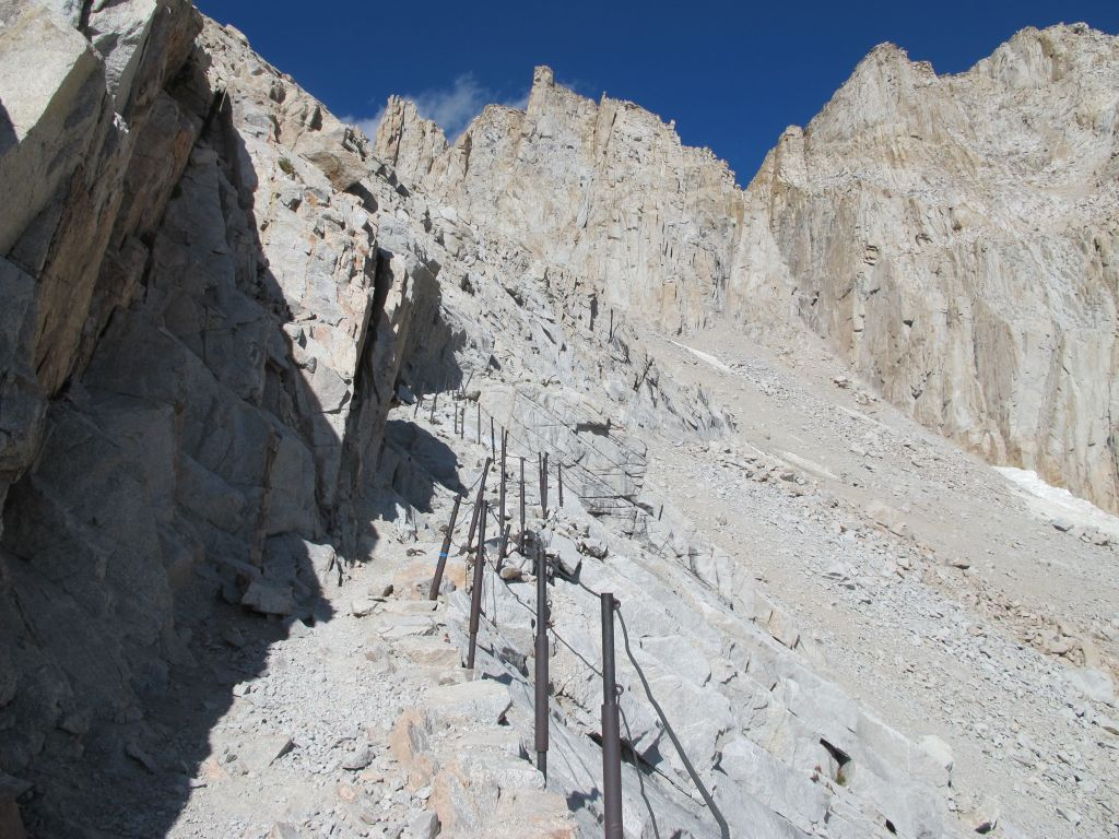 Matt Emerson WBNL Mt Whitney Switchbacks