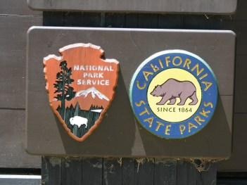 NPS & CA State Parks Stewardship
