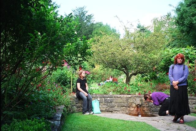 Chalice Well Garden, Pilgrimage to Glastonbury