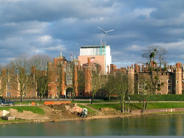 Following the Anne Boleyn Trail, Hampton Court, England