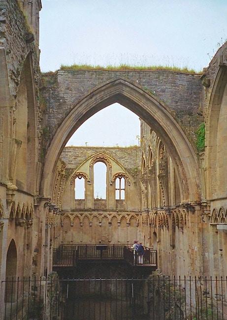 Mystical places, Glastonbury Abbey