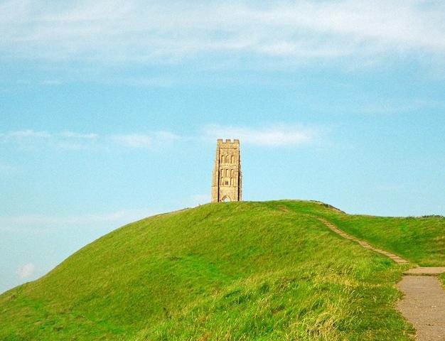 Pilgrimage to Glastonbury, the Tor