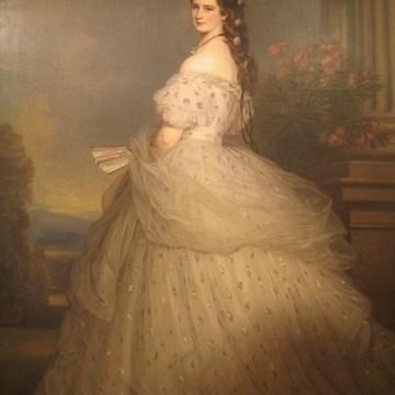 Hapsburg Empress Sisi in Austria