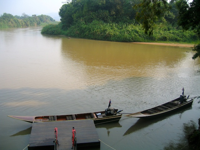 Four Seasons Ruak River Thailand