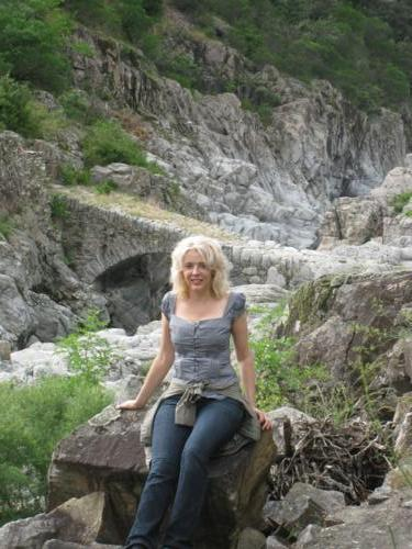 WanderingCarol in the Cevennes France budget tips for vacation rentals