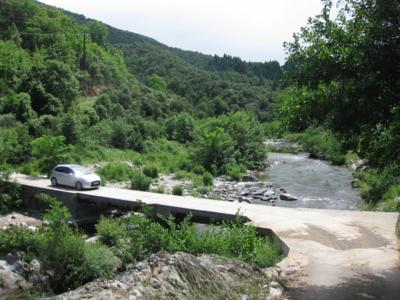 France budget tips for renting a villa in the Cevennes