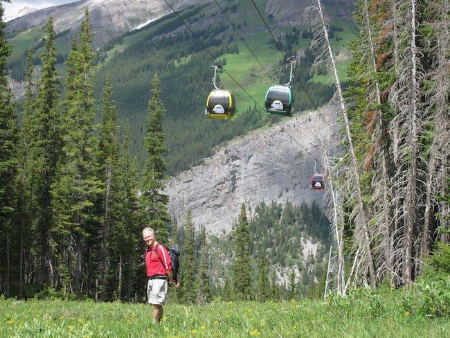 Ian Brown in Banff