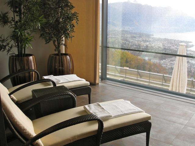 Swiss spas high tech wellness at Mirador Kempinski Switzerland