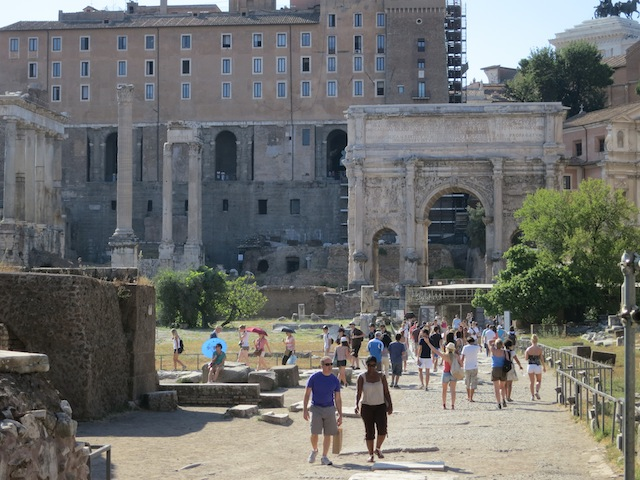 The Vestal Virgins of Rome and the Temple of Vesta