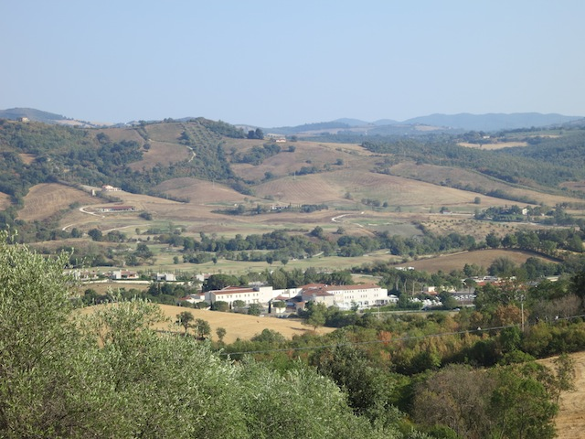 Nice picture of Tuscany