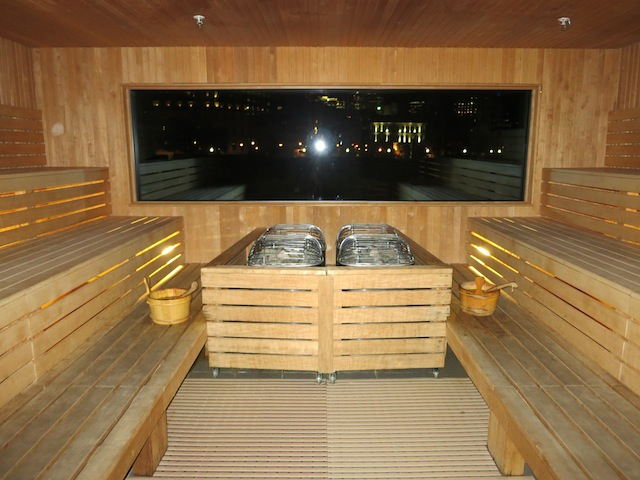 9 rules of sauna safety