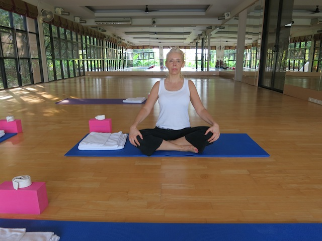 Am I the only person who hates yoga? Yoga in Thailand
