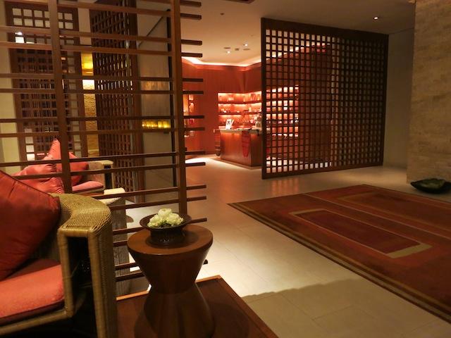CHI Spa at Shangri-La Hotel Bangkok Thailand