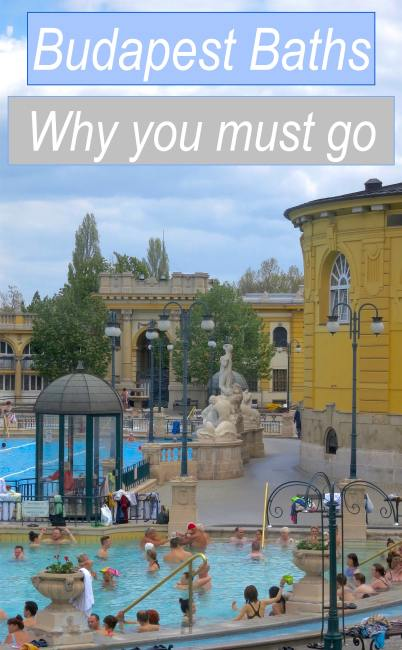Visiting the baths of Budapest is a must when visiting this fascinating city. Read on to learn what bathhouses to go to, how to soak and swim, and what the spa etiquette is.