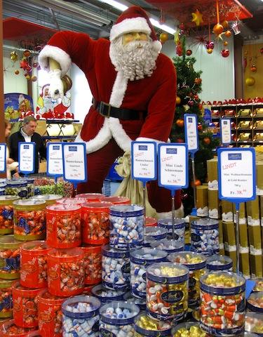 Luxury Christmas travel Zurich