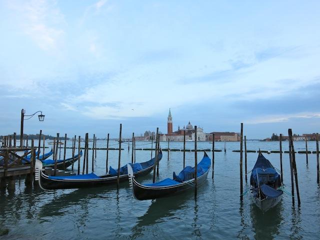 Venice high water in November