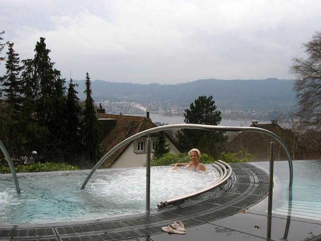 Dolder Grand Spa Zurich Top Swiss Spa