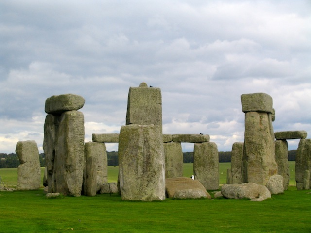 Finding inspiration in the stones
