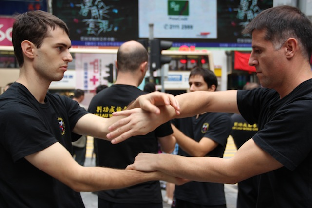 Day tours in Hong Kong with Kung Fu