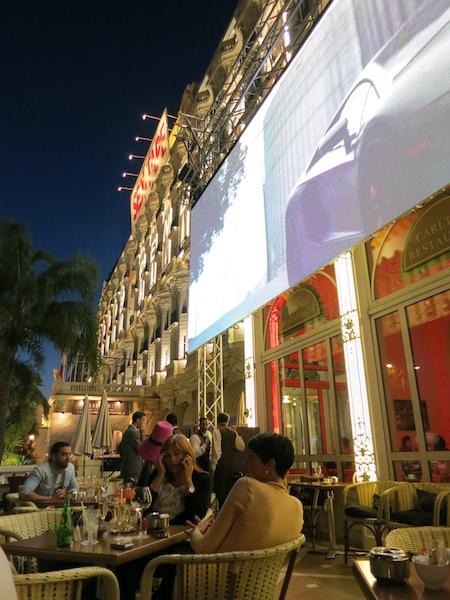 Luxury in Cannes Carlton Hotel