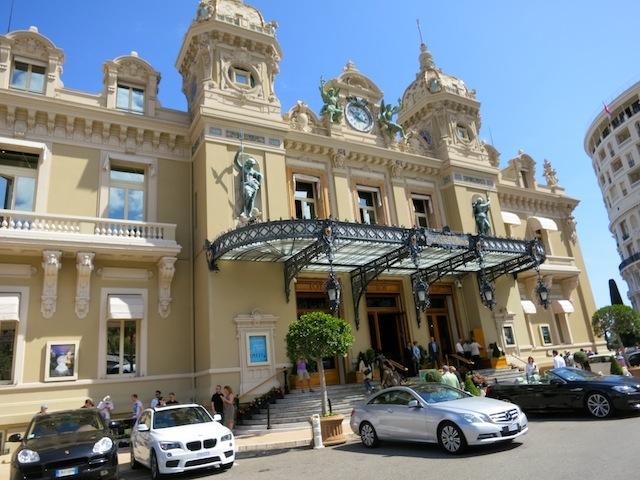 Casino in Monte Carlo Monaco