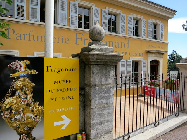 Fragonard Perfume Factory, one of the top things to do in Grasse France