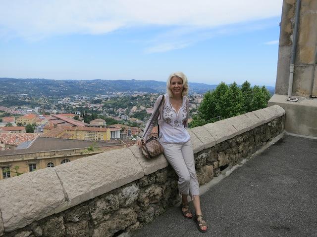 Wandering Carol visits Grasse France