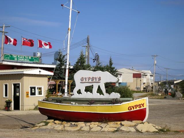 Gypsys in Churchill Manitoba