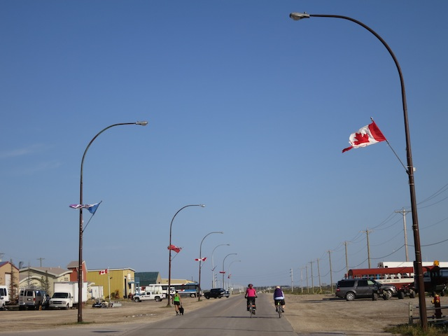 Town of Churchill Canada
