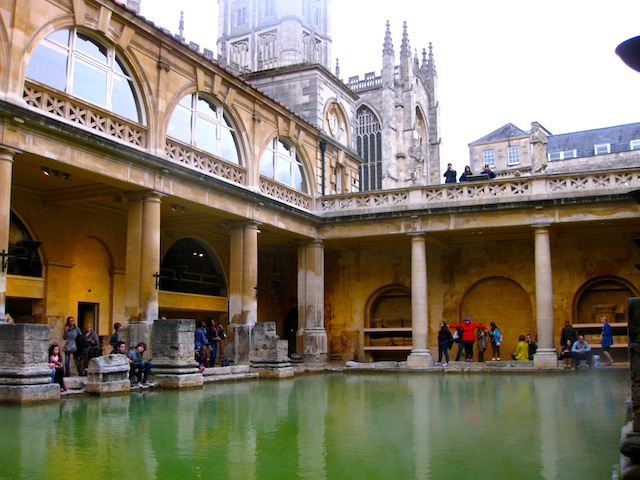 The spa and spa travel bath UK