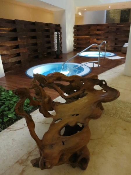 Grand Velas Riviera Maya spa in Mexico