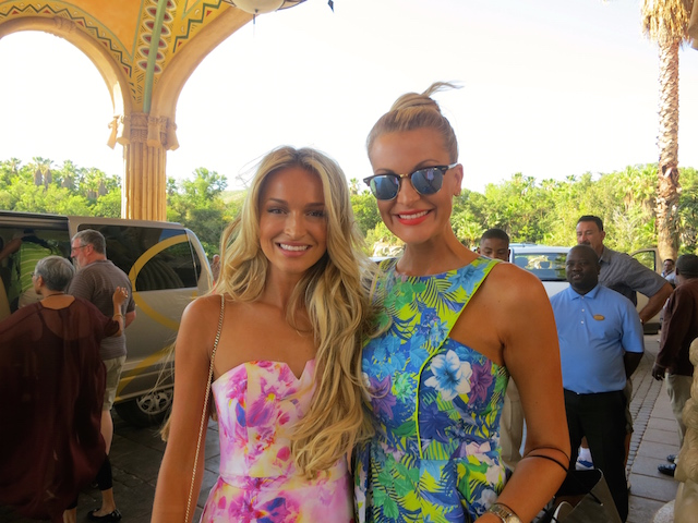 Former Miss South Africa winners at Sun City Africa