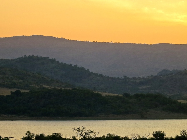 A travel writer's year in review. Pilanesberg National Park, South AfricaJPG