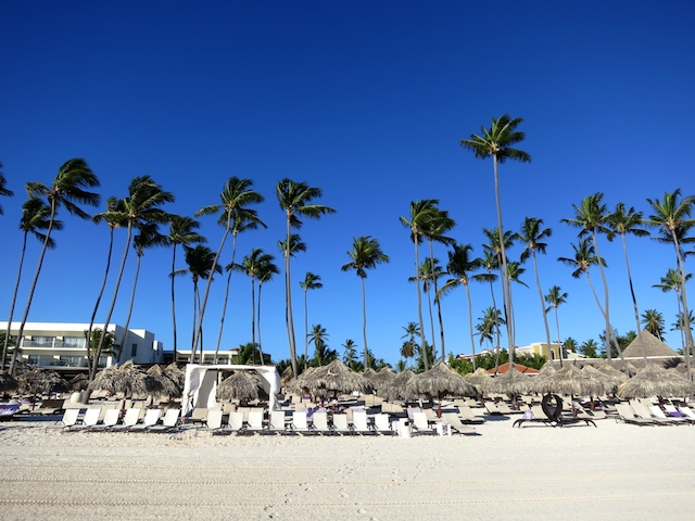 Tropical island luxury all inclusive Paradisus Palma Real in Punta Cana