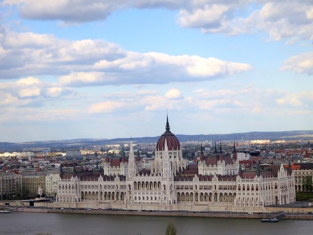Budapest Parliament Building Air Transat Vacations Europe