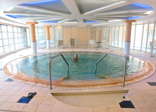 Easy way to spa in Vichy, France, Thermal Spa Les Celestins