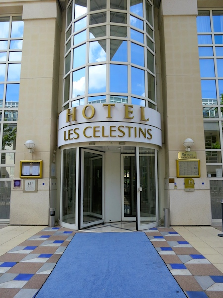 Hotel Les Celestins Easy way to spa in Vichy