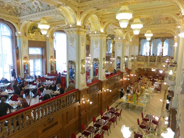 New York Cafe Budapest, Hungary Boscolo Hotel