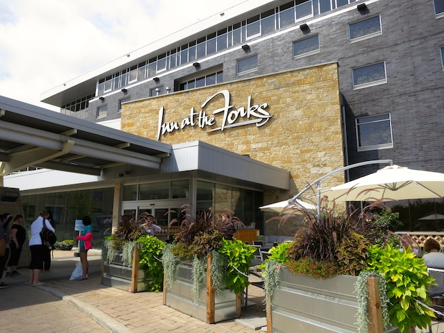 Riverstone Spa, spas and wellness in Winnipeg, Manitoba at Inn at the Forks