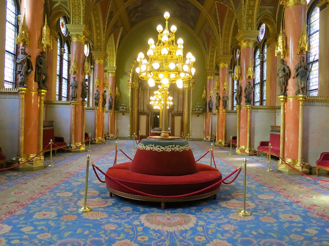 Tour Hungarian Parliament Building things to do in Budapest