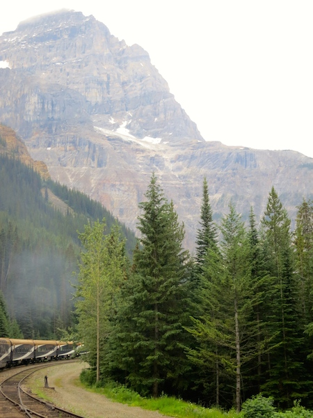 A rail ride with Rocky Mountaineer, First Passage to the West