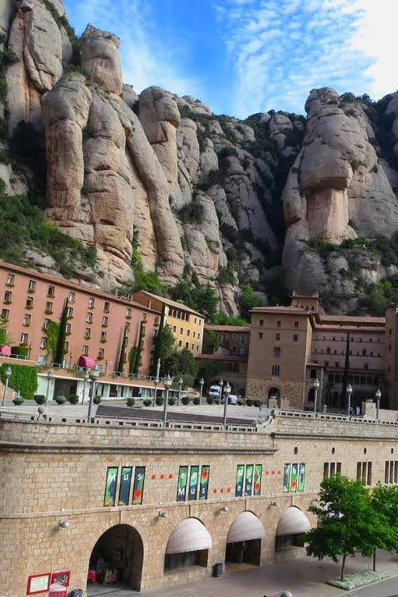 Visiting Montserrat, Spain, is a spiritual experience. With its good hiking trails it's also ideal for outdoor excursions from Barcelona