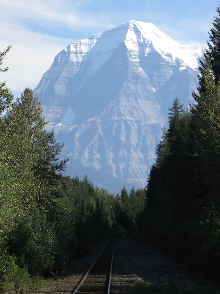 Coastal Passage Route Mount Robson Rocky Mountaineer