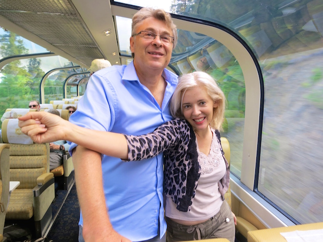 Romantic train travel Rainforest to Gold Rush Rocky Mountaineer