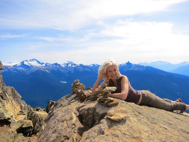 Things to do in Canada take Peak to Peak Whistler ride