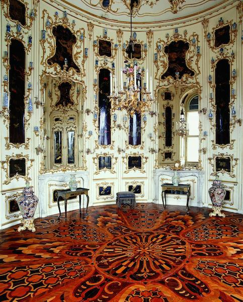 Tours Vienna, Schonbrunn Palace facts, Chinese Cabinet room